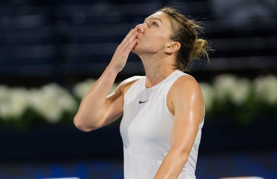 Simona Halep ține lecții de sport pentru fanii ei de acasă