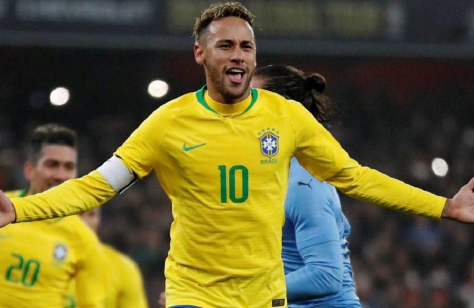 """Avertisment pentru Neymar: """"Este esențial, dar nu e de neînlocuit"""""""
