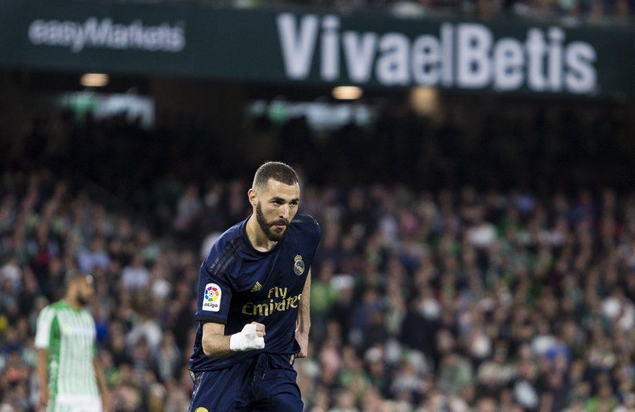 Karim Benzema, în plin conflict cu Olivier Giroud. Care este motivul