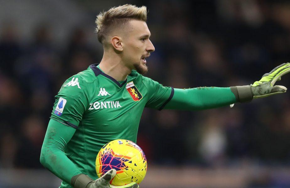 Ionuț Radu revine la Inter! Anunțul făcut de agentul portarului