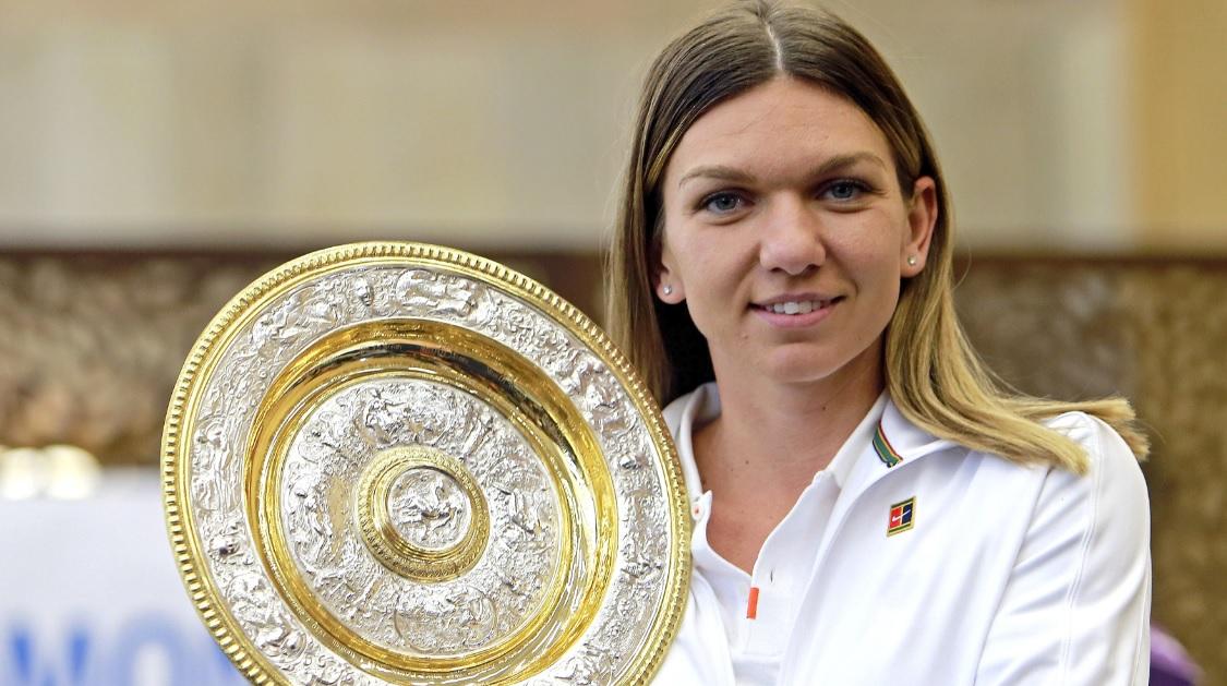 Reacția Simonei Halep după ce turneul de la Wimbledon a fost anulat