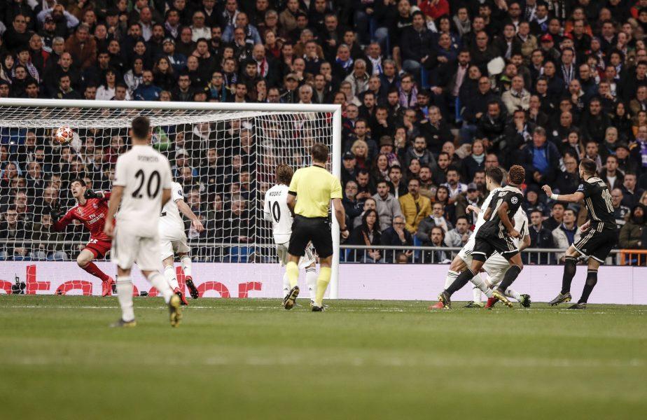 Ajax, ironie pentru Sergio Ramos. Răspunsul căpitanului de la Real Madrid