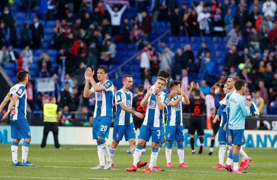 Vestă bună din Spania. Jucătorii de la Espanyol s-au vindecat de coronavirus