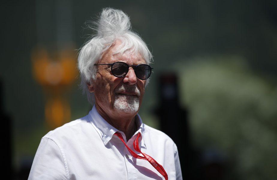 Bernie Ecclestone va deveni tată la 89 de ani pentru a patra oară. Sora cea mare a copilului are 55 de ani