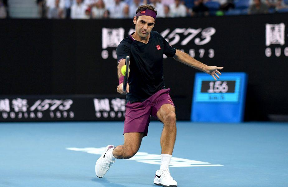Nu se lasă nici la 40 de ani! Roger Federer continuă în circuitul ATP și în 2021
