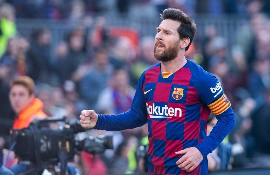 """Pandemia dă liber la transferuri! """"Leo Messi poate ajunge la Inter"""""""