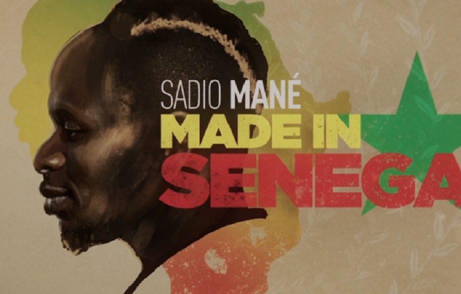 """Sadio Mane, vedetă de film: """"Am vrut să le arăt oamenilor că poți obține orice"""""""