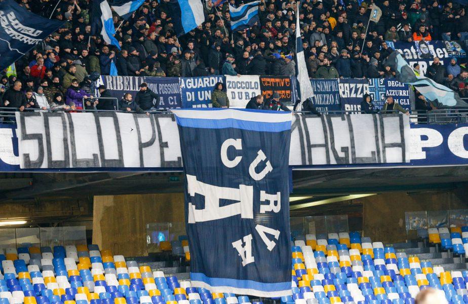 """Motivul incredibil pentru care un fost fotbalist de la Napoli nu a mai jucat titular: """"Nu mă puteam opri"""""""