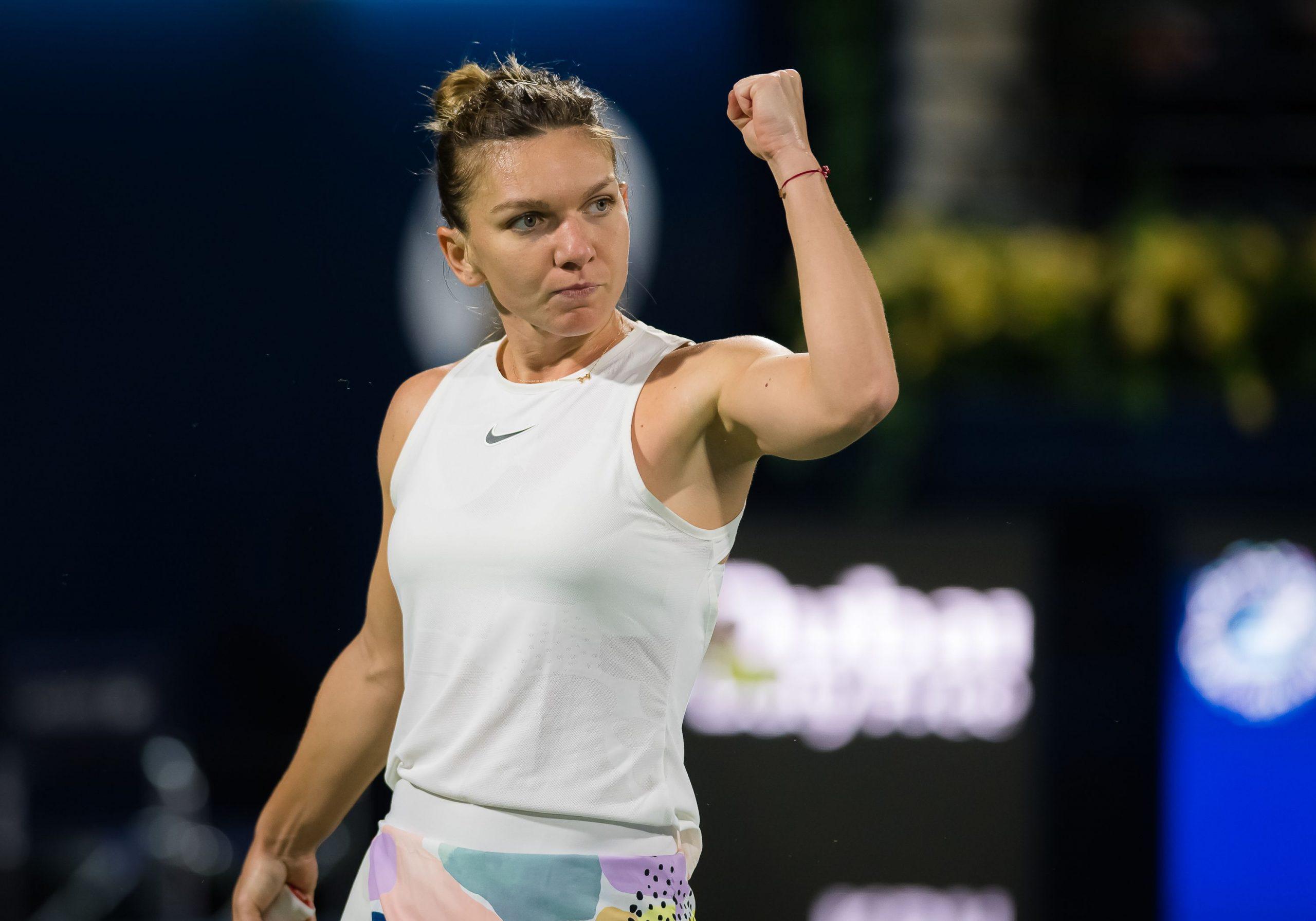 WTA ajută jucătoarele pe timpul pandemiei! Câți bani va încasa Simona Halep