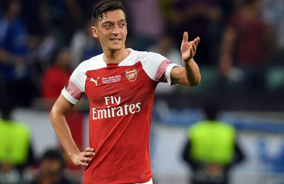 """Confesiunile lui Mesut Ozil. A vrut să joace la Barcelona, dar a fost refuzat: """"Nu m-a apreciat deloc"""""""