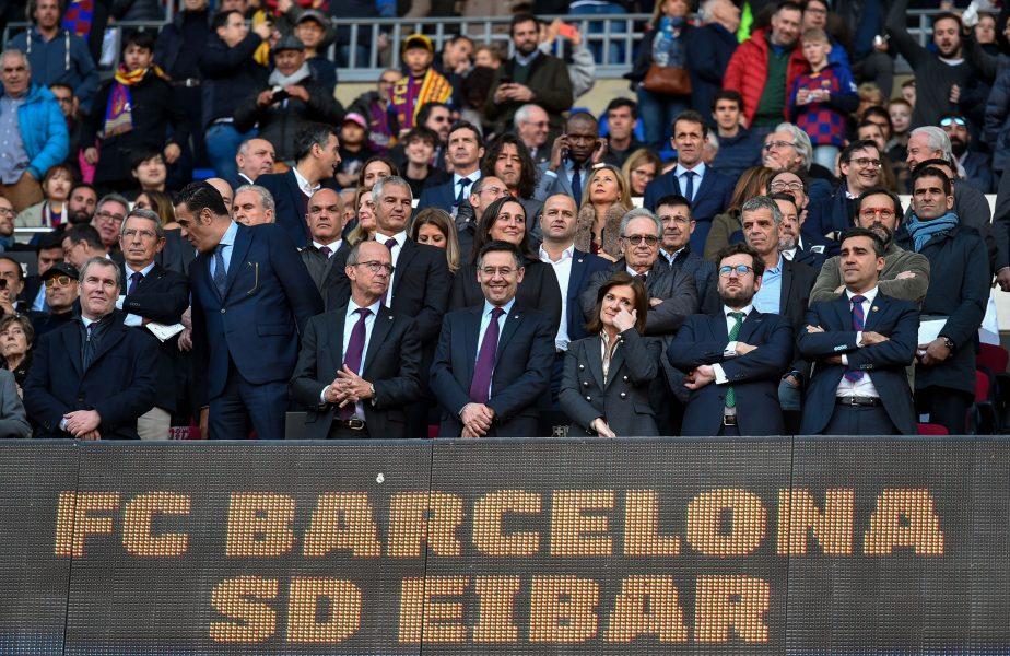 Scandal la Barcelona. Mai mulți angajați și-au prezentat demisia