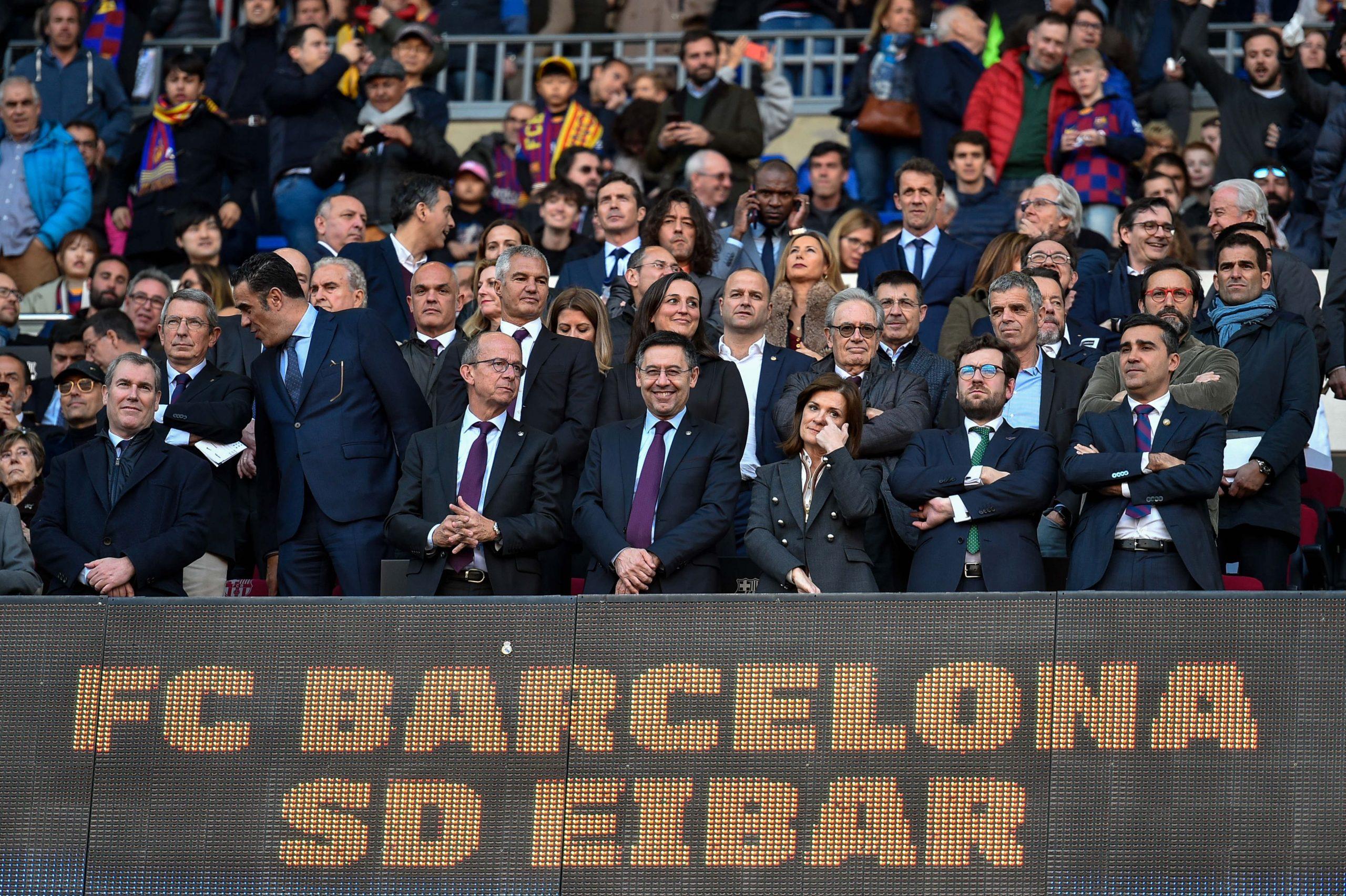 Conducerea Barcelonei