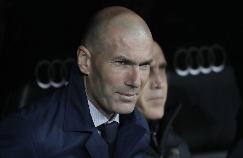 """Real Madrid vrea să transfere un """"star"""" din Premier League. Planul lui Zinedine Zidane"""