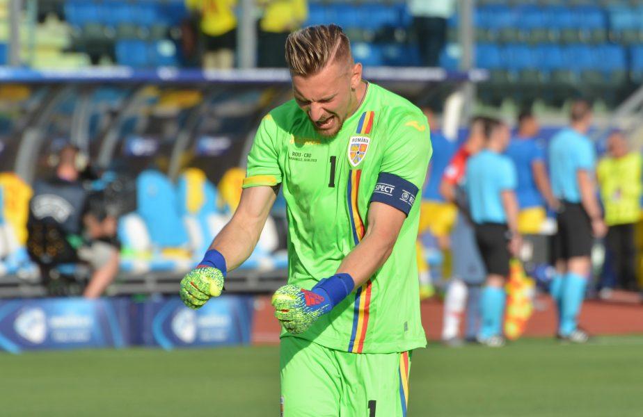 """Ionuț Radu poate ajunge la o rivală a lui Juventus. """"Este un portar modern"""""""