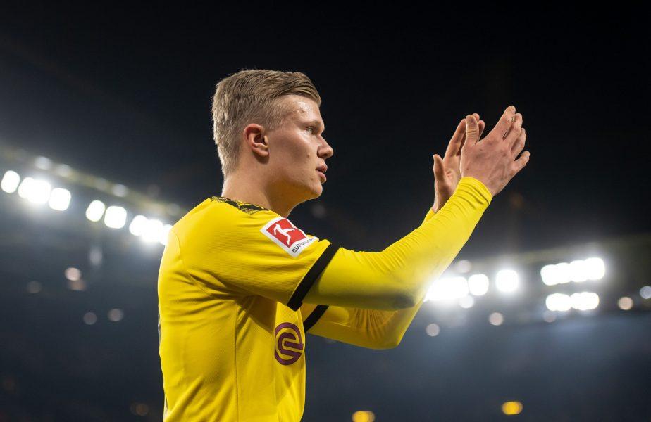 """Haaland, ambiții mărețe: """"Vreau să devin cel mai bun jucător din lume"""". Cu cine se aseamănă din fotbal"""