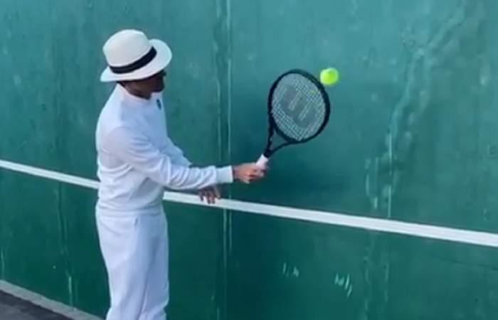 VIDEO | E fake sau realitate? O puștoaică de 14 ani i-a doborât recordul lui Roger Federer