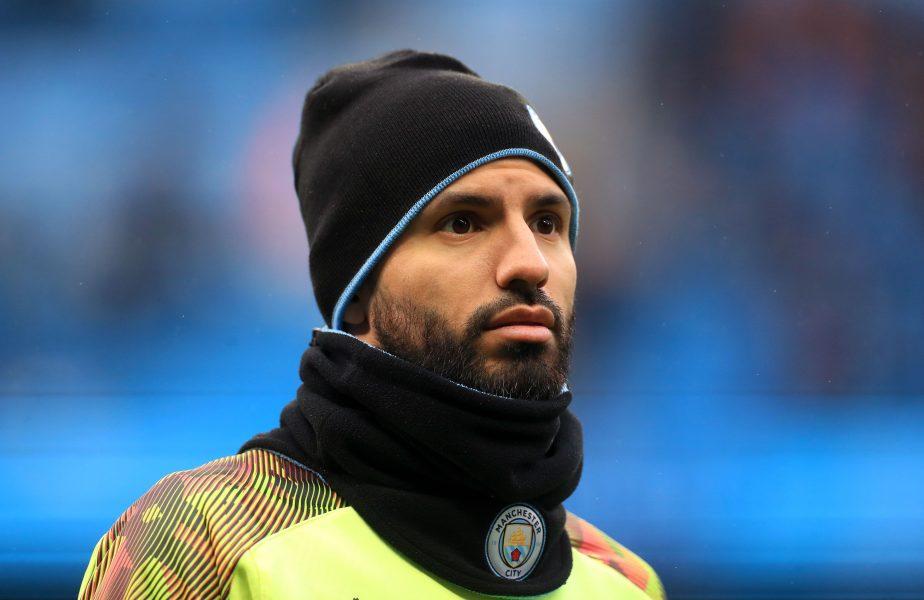 """Sergio Aguero ar putea pleaca de la Manchester City. """"Îi păstrăm numărul 10"""""""