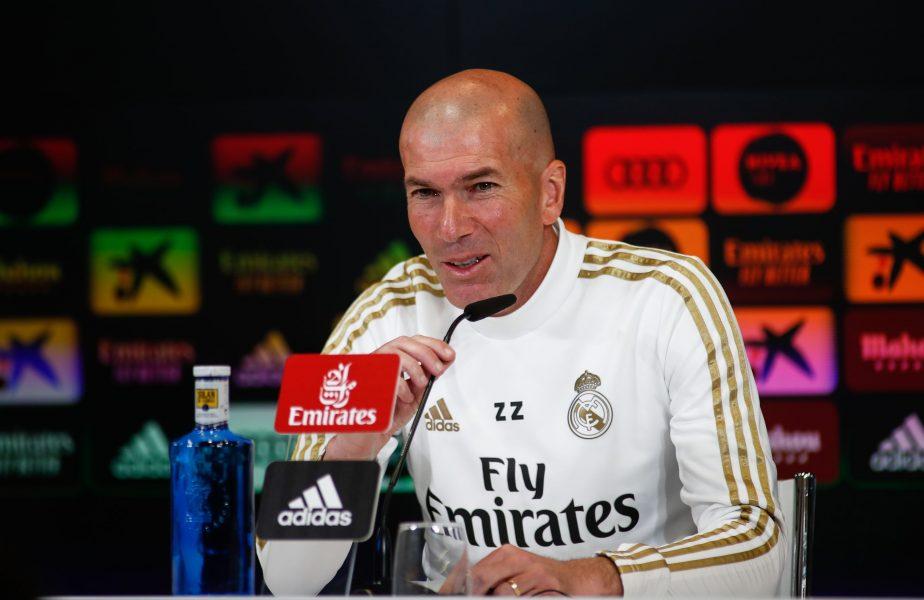 """Real Madrid, pregătită să transfere un """"star"""" din Serie A. Pe cine vrea să aducă Zidane"""