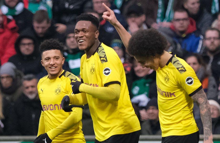 Dortmund a reluat antrenamentele în timpul pandemiei, dar un jucător a suferit o accidentare gravă