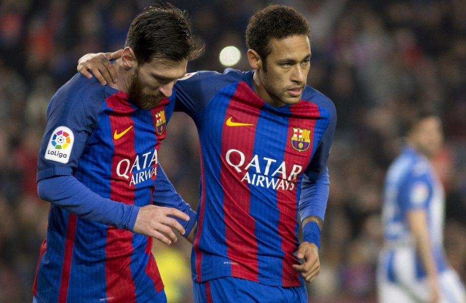 Va juca Neymar din nou alături de Messi? Anunțul unui fost vicepreședinte de la Barcelona