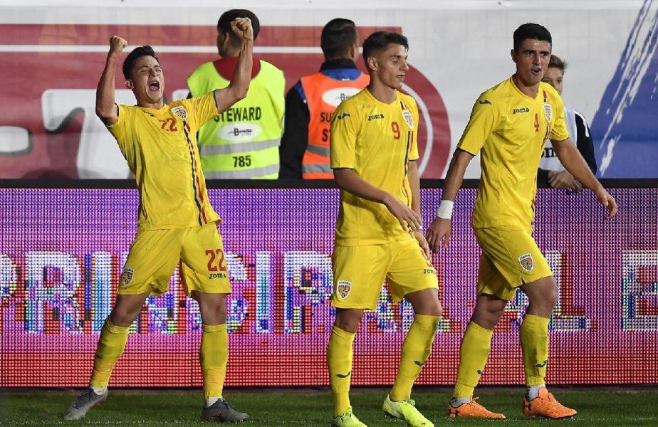 """Un jucător de la naționala U-21 poate ajunge în Serie A: """"Ar fi o oportunitate foarte mare"""""""