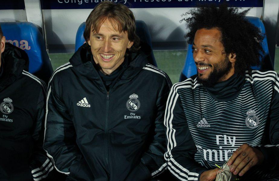 """Marcelo a povestit o întâmplare a lui Modric în plină pandemie: """"Era însoțit de polițiști!"""""""