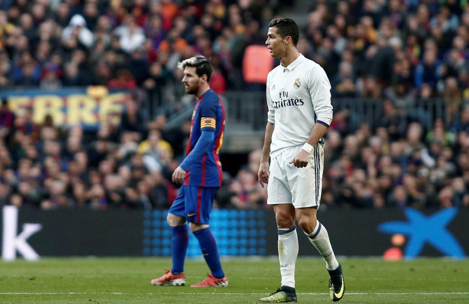 """Ronaldo și Messi puteau fi în aceeași echipă: """"Barcelona a fost încântată de această idee"""""""