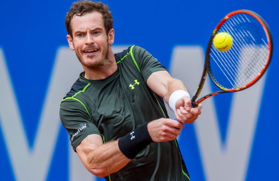 Andy Murray, așa cum nu l-ați mai văzut! Fostul lider ATP s-a echipat…în prințesă