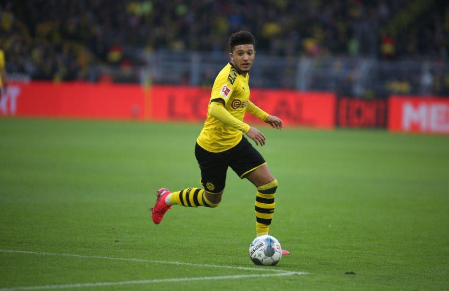 Jadon Sancho va pleca de la Borussia Dortmund în vară. Cu ce echipă din Premier League va semna