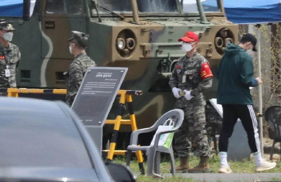 Heung-Min Son a lăsat fotbalul și a intrat în armata din Coreea de Sud. Cât va trebui să stea
