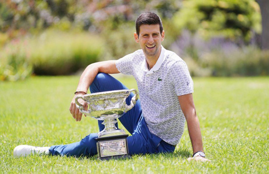 """Novak Djokovic se opune vaccinării împotriva Covid-19: """"Nu mi-aș dori să fiu obligat"""""""