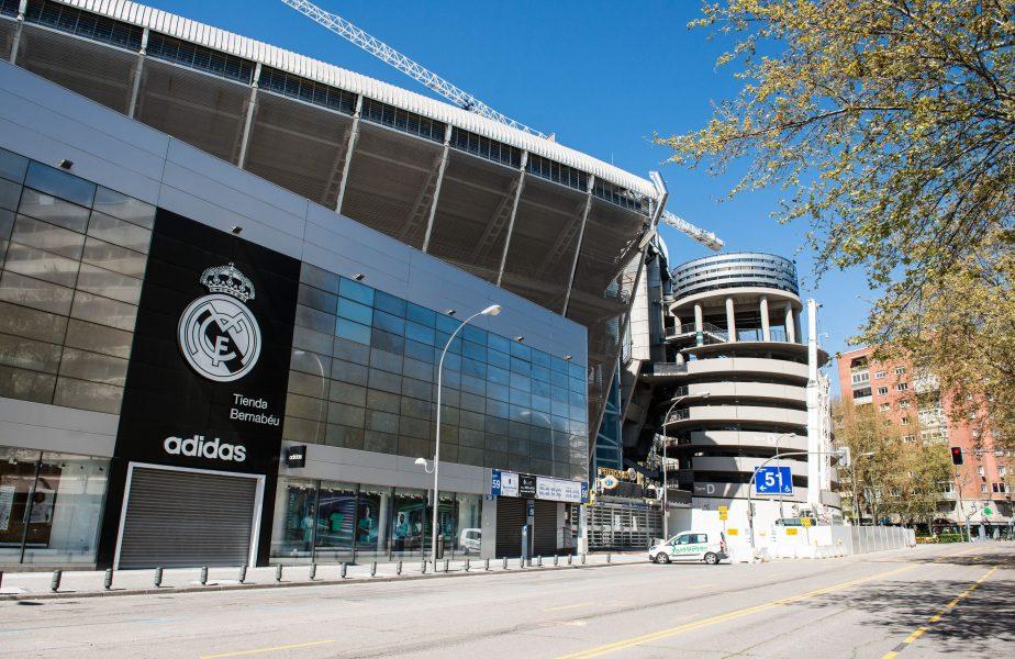 Real Madrid va evolua pe un stadion de 6.000 de locuri. Anunțul presei din Spania