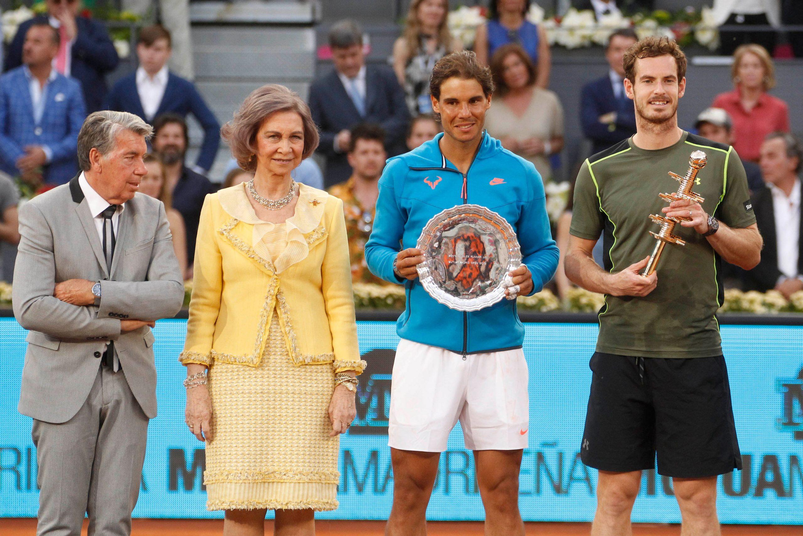 """Andy Murray râde de Rafael Nadal: """"Câștigă de 52 de ori Roland Garros, dar nu poate face asta"""""""
