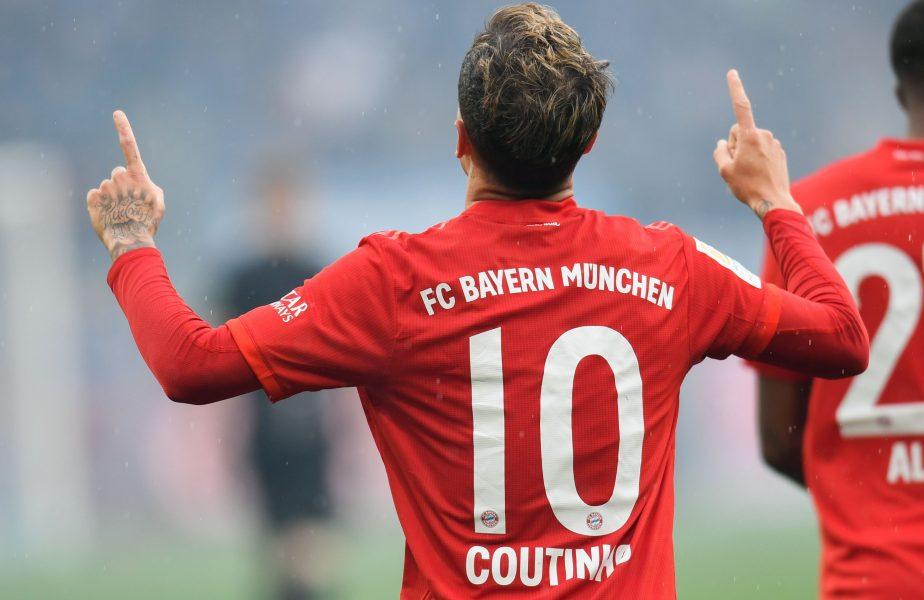 Philippe Coutinho se întoarce în Premier League din vară. Anunțul presei catalane