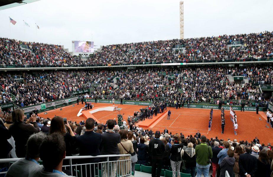 Arenă Roland Garros
