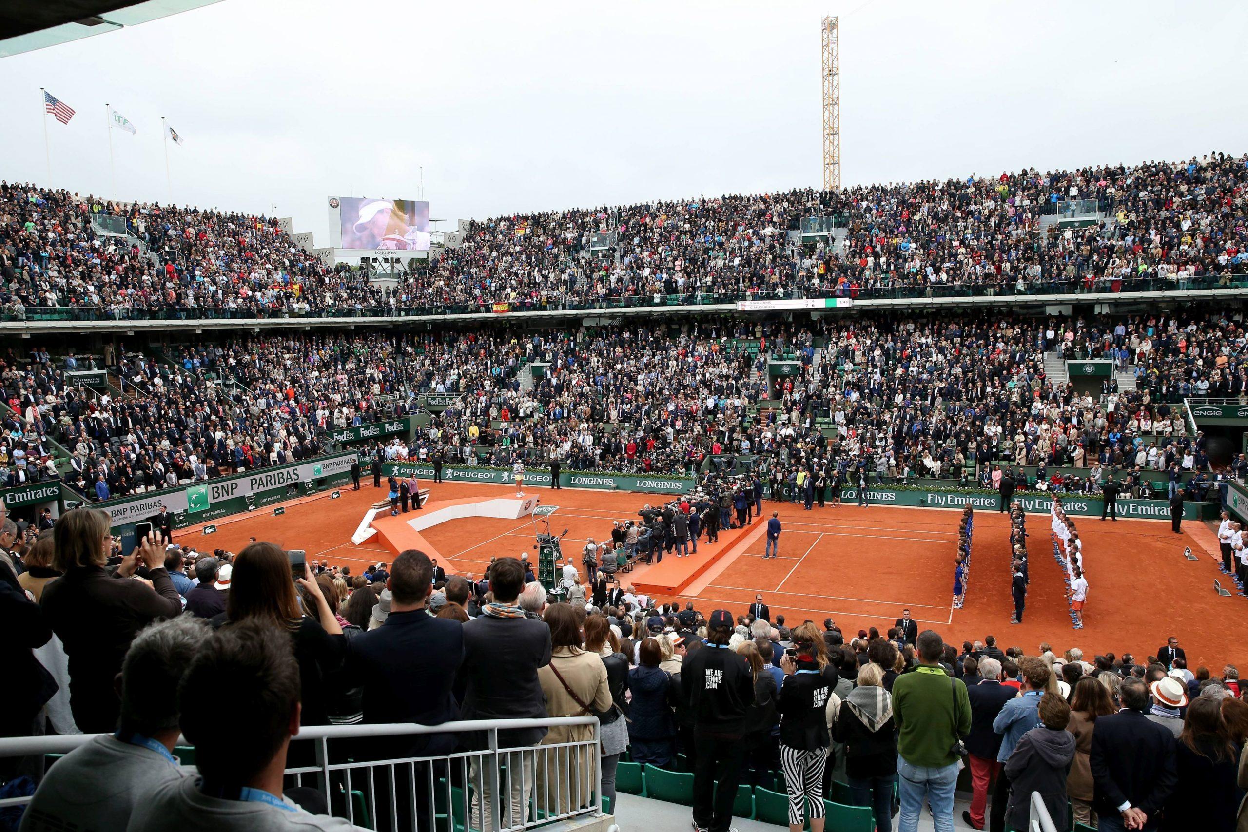 Roland Garros, amânat pentru a doua oară! Anunțul presei din Franța