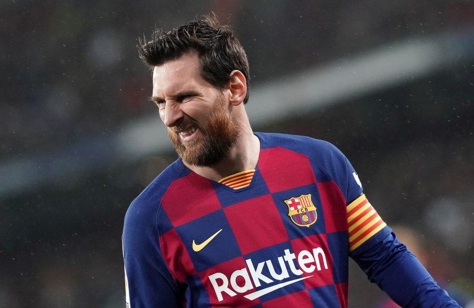 """Cuvinte jignitoare la adresa lui Leo Messi: """"E un impostor și un provocator!"""""""