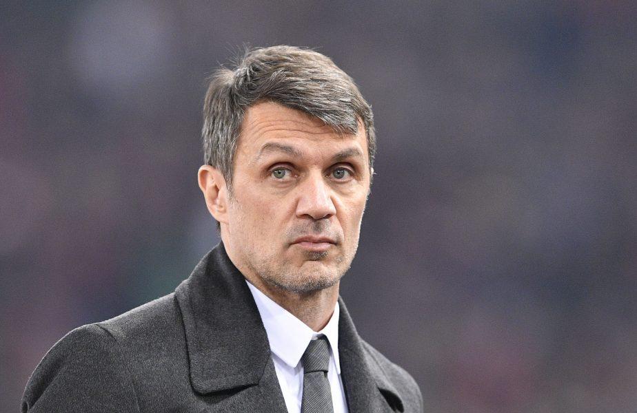 """Are 25 de trofee, dar se crede """"cel mai mare pierzător din istorie"""". Mărturisirea lui Paolo Maldini"""