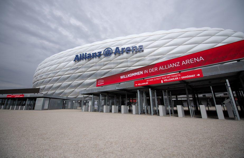 Părinții unui jucător de la Bayern Munchen au fost amenințați cu moartea