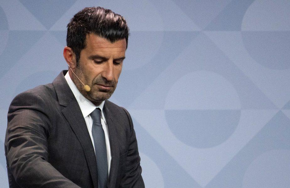 """Luis Figo se pregătește să devină președintele UEFA! """"Vom vedea ce se întâmplă"""""""