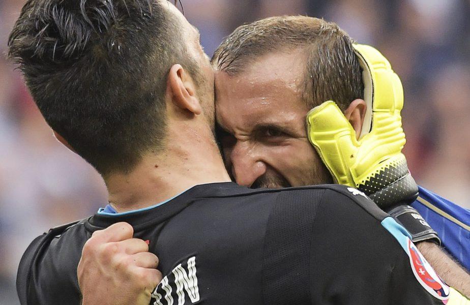 Buffon și Chiellini își prelungesc contractele cu Juventus. Anunțul oficial făcut de club. Până la ce vârstă va juca portarul