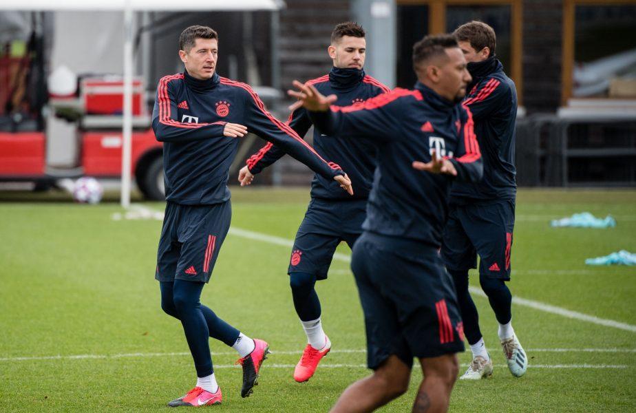 Jucătorii lui Bayern Munchen au fost testați pentru coronavirus. Care sunt rezultatele