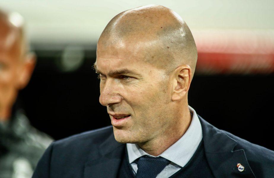 """Modestia lui Zinedine Zidane. """"Venea la antrenament într-un Fiat, iar alții într-un Ferrari"""""""