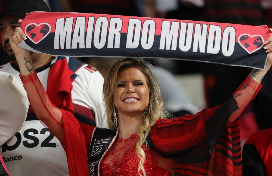 Probleme mari pentru Flamengo! 3 jucători, infectați cu Covid-19. Au fost testate 293 de persoane