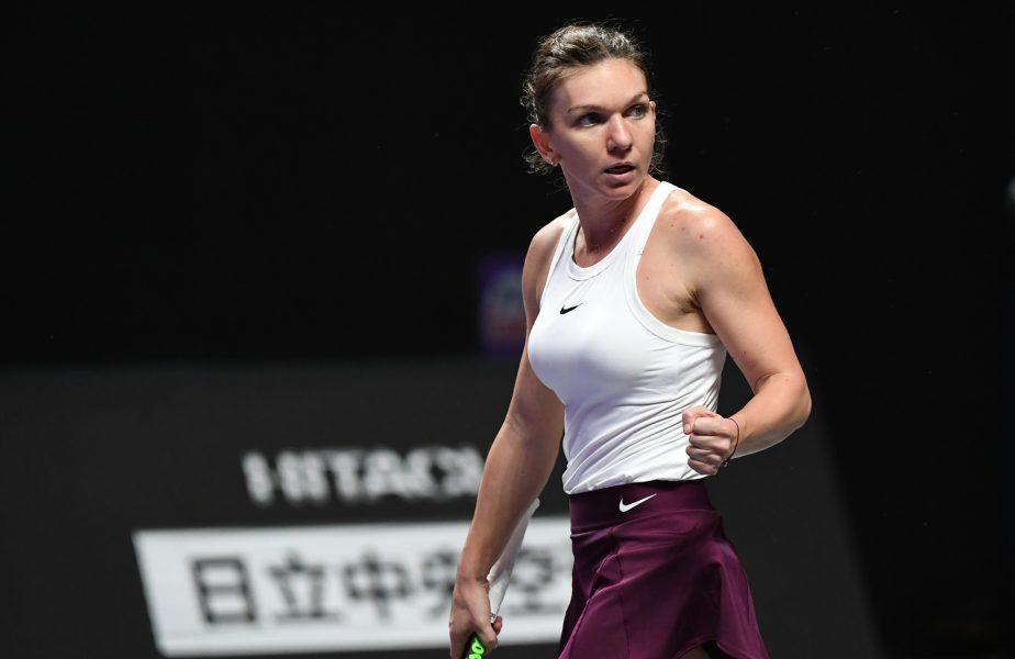 """Andreescu, despre relația sa cu Simona Halep: """"A fost incredibil să-mi văd idolul transformat în rival"""""""