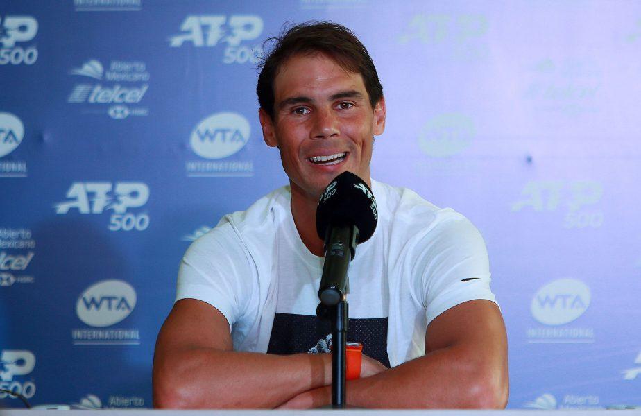 """Rafael Nadal îi răspunde lui Djokovic: """"Va trebui să se vaccineze dacă vrea să joace tenis"""""""