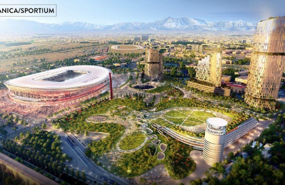 GALERIE FOTO | Inter și AC Milan își unesc forțele pentru a construi noul stadion. Care sunt costurile arenei