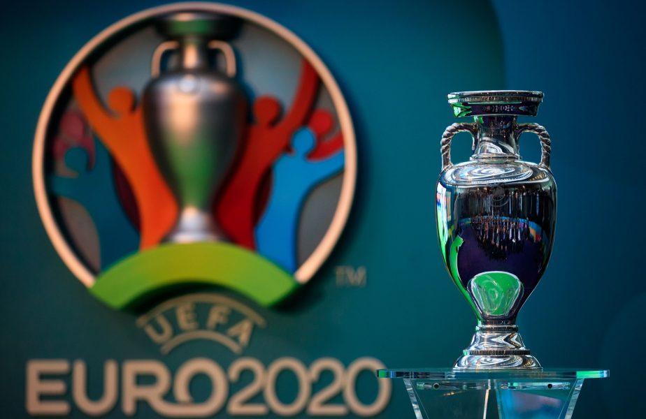 Ce surpriză! Care e favorita bookmakerilor la câștigarea Euro 2020! România are cotă 500
