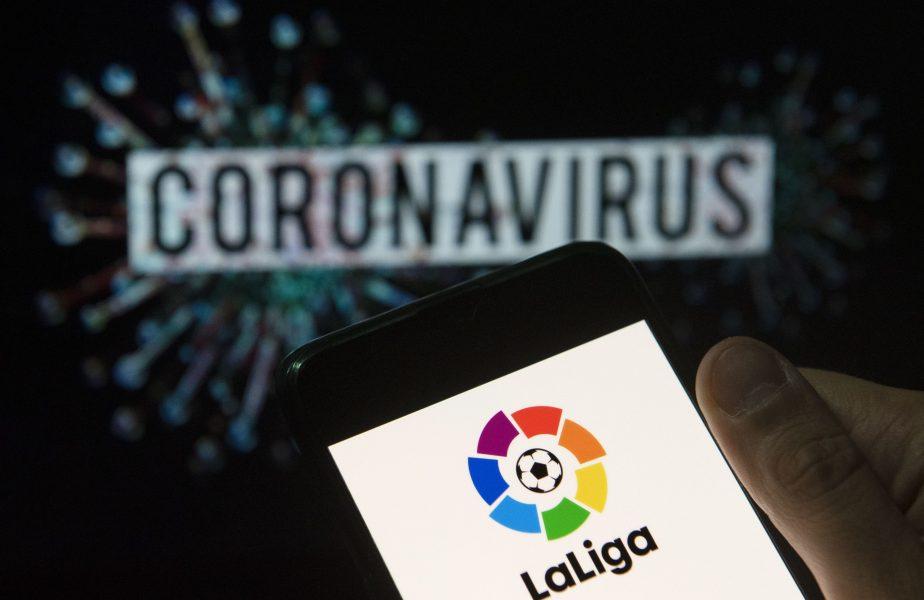 Cinci jucători din Spania au fost testați pozitiv pentru coronavirus. Unul dintre ei joacă la Atletico Madrid