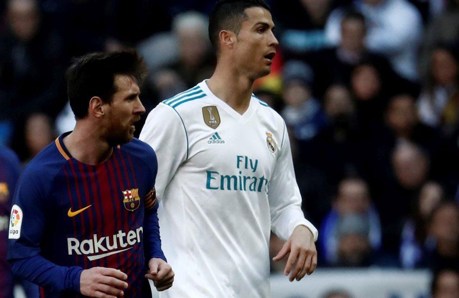 """""""Domnia lui Cristiano și Messi se va încheia"""". Cine sunt succesorii celor doi"""